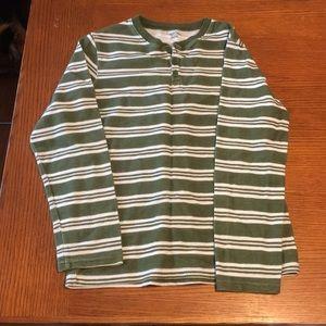 Long sleeve boys shirt